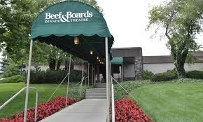 Image result for beef and boards dinner theater