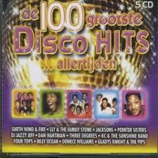 De 100 Grootste Disco Hits Allertijden Muziekweb