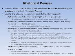 english daily warm up the biography of 3 rhetorical