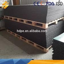 10mm hdpe sheet portable road mats temporary event flooring mats