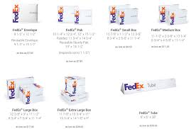 fedex flat rate what is the est way to mail packages