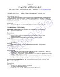 Ccfadaaead Gallery One Bank Sales Executive Resume It Resume Objective