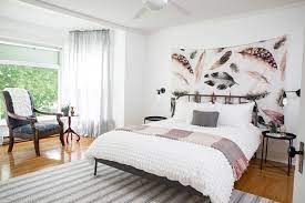 10 Design Tricks To Make A Small Bedroom Look Bigger
