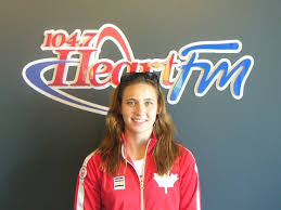 Teen from Ingersoll Represents Oxford at the Pan Am Games - 104.7 Heart FM