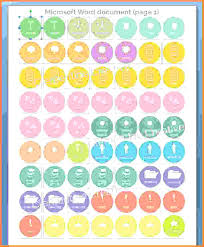 Microsoft Word Cd Templates Stickers Templates Sticker Template Word Cd Ms Bhimail Co