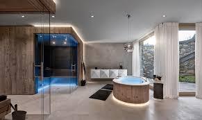 Sauna Badezimmer