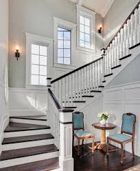 Custom Newel Post Magnificent Hampton Bay Wall Sconce With East Coast Style Next To