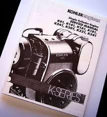 kohler engine service manual k181 k241 k301 k321 k341 repair shop image is loading kohler engine service manual k181 k241 k301 k321
