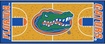 florida gators court runner rug