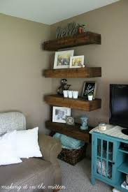 8 easy affordable ways to decorate your living room rustic style