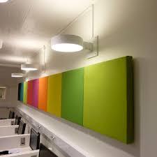 contemporary wall light painted metal acrylic led stitch by mattias ståhlbom