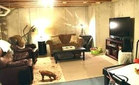 unfinished basement ideas on a budget. Basement Ideas Cheap Unfinished For Great Design Easy Ceiling Options Cool Concrete On A Budget