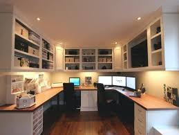 two desk office. Perfect Two Stunning Design Two Person Desk Home Office 16 Ideas For  Desks And Diy Collection With G