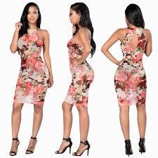 Floral Pattern Dress Magnificent Decoration