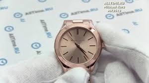 Обзор. Мужские наручные <b>часы Michael Kors MK3513</b> - YouTube