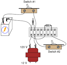 a diagram of household wiring light switch single pole light Light Switch Wiring Diagram Rv a diagram of household wiring light switch 12 electric light wiring house wiring a switch light switch wiring diagrams