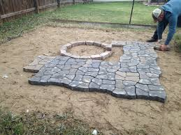 How To Build A Patio With Pavers Lowes