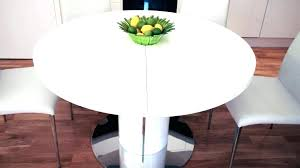 modern white round dining table round high gloss dining table modern white round dining table large