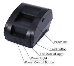 Thermal Printer Printing Light Smartlife Portable 58mm Usb Pos Receipt Thermal Printer Us