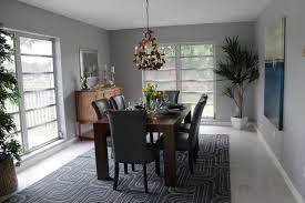 40 Grey Dining Room Designs Decorating Ideas Design Trends Mesmerizing Grey Dining Room