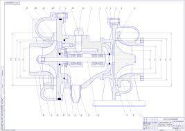 Курсовая турбокомпрессор КамАЗ найден achinskavto Курсовая турбокомпрессор камаз в деталях