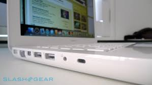 M: macbook unibody white