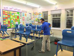 Classroom Cleaning Services -Menage Total Cleaning Services