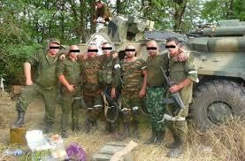 сколько погибло российских солдат в осетии