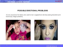are beauty contests harmful ppt video online  8 possible emotional problems