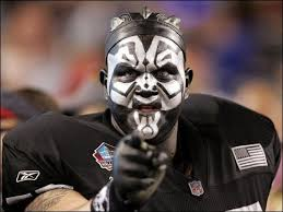 Image result for NFL face paint