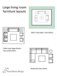 room furniture layout. Pin It Most Popular Medium To Large Living Room Furniture Layout Ideas Vered Rosen Outline Rectangle Floor Plan