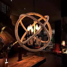nautical pendant lights. online shop rope 3/6 lights art deco pendant rustic nautical hanging fixture orb wrap western lamps lighting items   aliexpress