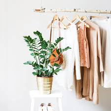 how to make your exposed closet look elevated