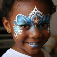 welcome to the world of wonderful face painting