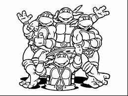 Teenage Mutant Ninja Turtles Valentine Coloring Pages Printable