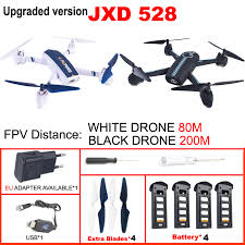 Rc Helicopter Size Chart Upgraded Version Jxd 528 Gps Drone Wifi Fpv Rc Quadrocopter