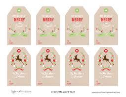 Printable Christmas Gift Tag Designs Labels U Happy Holidays S Christmas Gift Tag Design