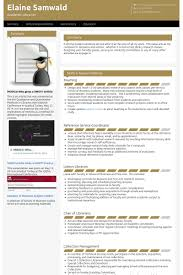 Sample Academic Librarian Resume New Librarian Resume Samples VisualCV Resume Samples Database