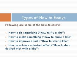how to essay effective writers use informational writing to inform  5 types of how to essays