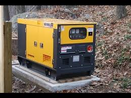 Home Generators Super Quiet No Smoke YouTube