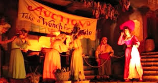 Disney To Remove Wench Auction From Pirates Of The Caribbean.