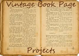 book page projects reuse your old books