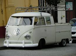 California Streets: San Francisco Street Sighting - 1960 Volkswagen ...