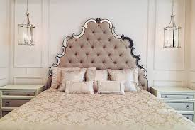 JKID Project Modern Glam Bedroom Haute Khuuture - Modern glam bedroom