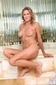 Mature classy nude women solo