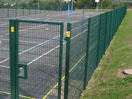 Welded wire fence Building This Is Basketball Court Surrounded By Welded Wire Fence Welded Wire Stadium Welded Wire Fence For Basketball Football Tennis Court