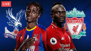 CRYSTAL PALACE vs LIVERPOOL - LIVE STREAMING - Premier League - Football  Match - YouTube