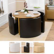 round dining table set with 4 chairs. catchy dining table with 4 chairs room black round and small set