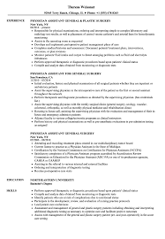 General Physician Resume Samples Velvet Jobs