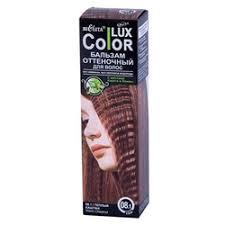 «Белита Lux Color <b>Бальзам оттеночный для</b> волос тон №08.1 ...